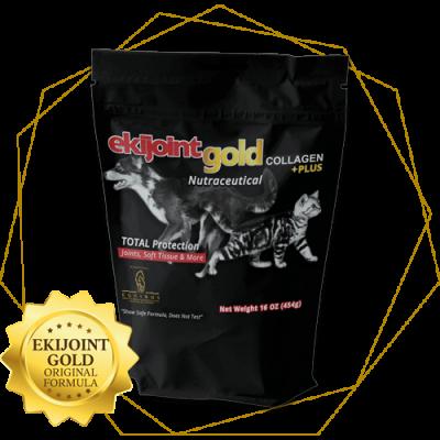 ekijoint gold Collagen +Plus Pet Formula 16oz Pack